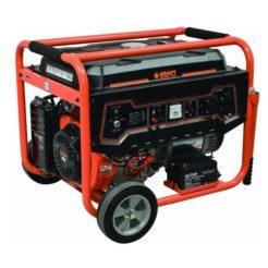 KRAFT LT-8000 Γεννήτρια Βενζίνης Τετράχρονη 420cc - 6000W Ηλεκτρικής Εκκίνησης Με Ρόδες (63745)