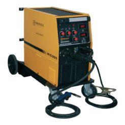 IMPERIA MIG 350 Ηλεκτροκόλληση Inverter Σύρματος και Ηλεκτροδίου MIG/MMA 400V (65656)