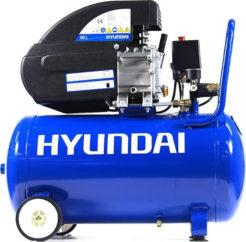 Hyundai 67B03 Αεροσυμπιεστής Μονομπλόκ 2Ηp 50L