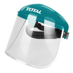 TOTAL TSP610 Μάσκα Προστασίας Θαμνοκοπτικού Διάφανη με Πλαστικό Τζάμι