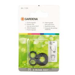 GARDENA 1124-20 Ανταλλακτικά Λαστιχάκια