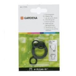 GARDENA 1125-20 Ανταλλακτικά Λαστιχάκια