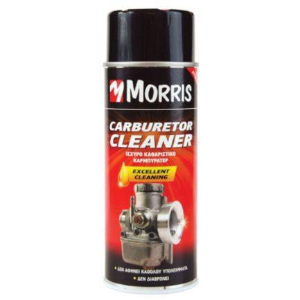 MORRIS 28576 Σπρέι Καθαρισμού Καρμπιρατέρ και Βαλβίδων 400ml