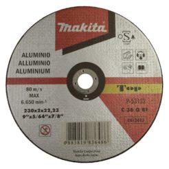 MAKITA P-53132 Δίσκος Κοπής Αλουμινίου Φ 230mm