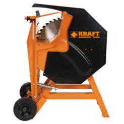 KRAFT 691067 Δισκοπρίονο Ηλεκτρικό Καυσόξυλων 3000W 230V