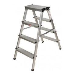 PROFAL 803004 Σκάλα Αλουμινίου Ελαφρού Τύπου 4+4 σκαλοπάτια