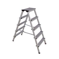 PROFAL 803005 Σκάλα Αλουμινίου Ελαφρού Τύπου 5+5 σκαλοπάτια
