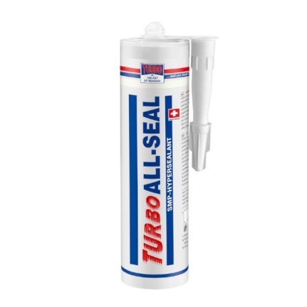 TURBO-All Seal 98103 Σφραγιστικό 310ml RAL 9010 Pure White