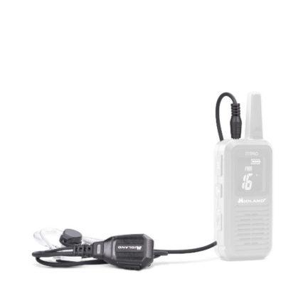 MIDLAND MA21-777 PRO Μικρόφωνο Πέτου Και Ακουστικό