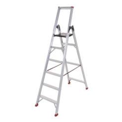 PALBEST Steady S506 Επαγγελματική Σκάλα Αλουμινίου 5+1 Σκαλοπάτια