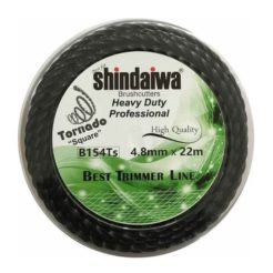 SHINDAIWA B154Ts Επαγγελματική Μεσινέζα Τετράγωνη Στριφτή 4,0mm 32m
