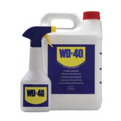 WD-40 Multi-Use Product Αντισκωριακό - Λιπαντικό 5000ml Με Ψεκαστήρα (003005120)