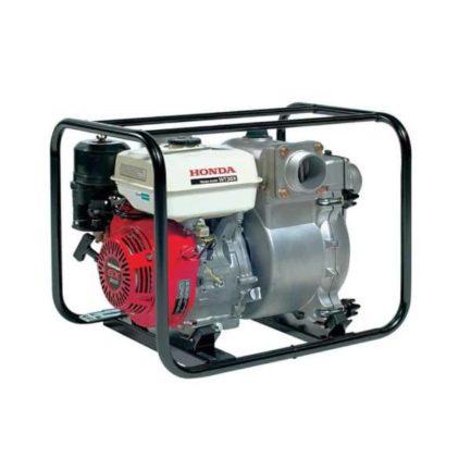 "HONDA WT30 Αντλία Ακαθάρτων Υδάτων Υψηλής Πίεσης 3"" Βενζινοκίνητη 7,9hp"