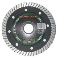 RHODIUS DG100 Matrix Διαμαντόδισκος Κοπής Γρανίτη και Πέτρας 125mm (303383)