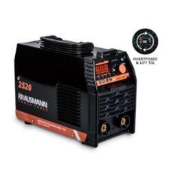 KRAUSMANN 2520 Ηλεκτροκόλληση Inverter MMA - TIG