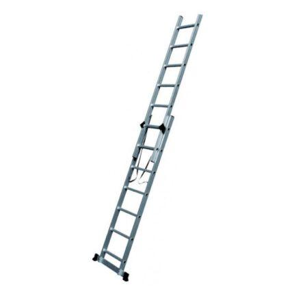 BULLE SS11 631112 Σκάλα Αλουμινίου Διπλή