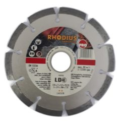 RHODIUS LD40 Διαμαντόδισκος 125mm Κοπής Σκυροδέματος