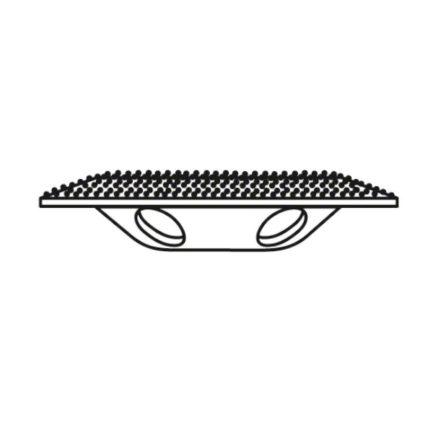 BOSCH 2608600179 Ποτηροειδής Δίσκος Σκληρομετάλλου Μεσαίας Λεπτότητας 115mm