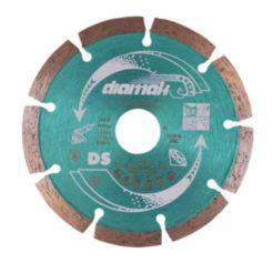 MAKITA P-34665 Διαμαντόδισκος Κοπής Σκυροδέματος 115mm