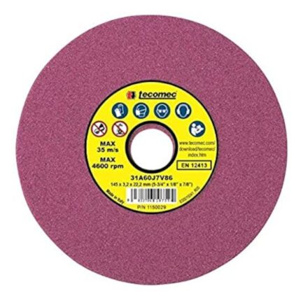 TECOMEC 1150029 Δίσκος Τροχίσματος Αλυσίδας 145