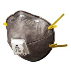 3M 9914 Μάσκα Σωματιδίων FFP1 Άνθρακα