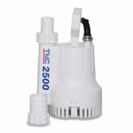 TMC 2500GPH Αντλία Βυθού Πλαστική 12V