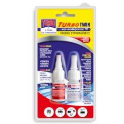 TURBO FIX TWIN 500311015 Κόλλα 10gr