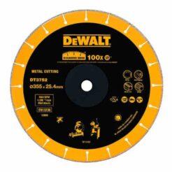 DEWALT DT3752 Διαμαντόδισκος Κοπής Μετάλλων
