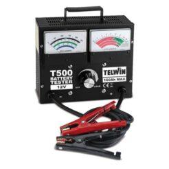 TELWIN T500 Δοκιμαστής Μετρητής Ψηφιακός Μπαταρίας