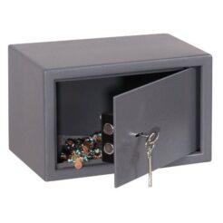 UNIMAC HS-200K Χρηματοκιβώτιο με Κλειδαριά (631309)