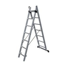 BULLE 631113 Σκάλα Αλουμινίου Διπλή Επεκτεινόμενη