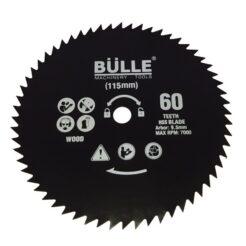 BULLE 64288 Δίσκος Κοπής Ξύλου Φ115