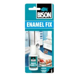 BISON 66488 Επισκευαστικό Μίγμα Λευκό