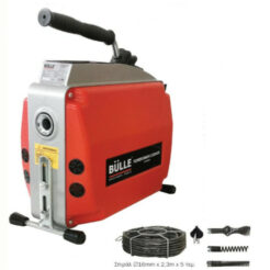 BULLE 633206 Αποφρακτικό Μηχάνημα Σωλήνων 570W & Κιτ 16mm
