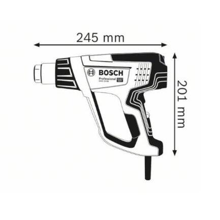 BOSCH Πιστόλι Θερμού Αέρα 2300W 06012Α6300