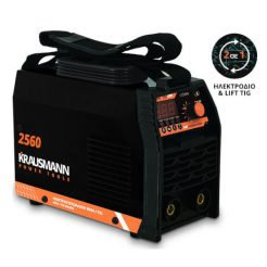 KRAUSMANN 2560 Ηλεκτροσυγκόλληση Inventer