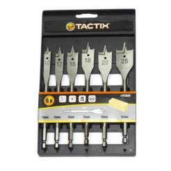 TACTIX 411647 Τρυπάνια Φτερού Ξύλου