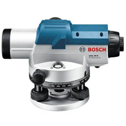 BOSCH GOL 26D Χωροβάτης Οπτικός Professional
