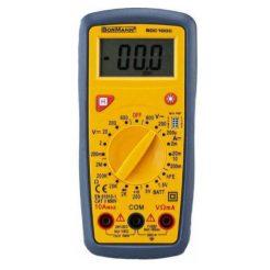 BORMANN BDC1000 Πολύμετρο Ψηφιακό 200V
