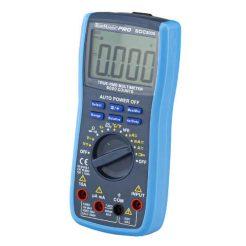 BORMANN BDC2000 Πολύμετρο Ψηφιακό 600V