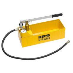 REMS 115000 Πρέσα Ελέγχου Δικτύου Εγκαταστάσεων