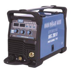 BULLE MIG 200A Ηλεκτροκόλληση Σύρματος και Ηλεκτροδίου