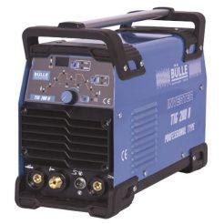 BULLE TIG 200A Ηλεκτροκόλληση Inverter Παμική TIG