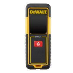 DEWALT DW033 Μετρητής Αποστάσεων Λέιζερ 30m