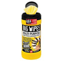 BIG WIPES Multi Purpose Υγρά Μαντηλάκια Καθαρισμού