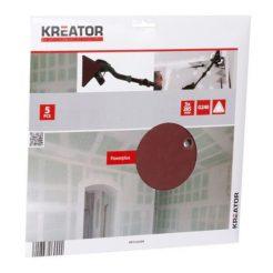 KREATOR 6689444 Τριγωνικά Φύλλα Λείανσης K240