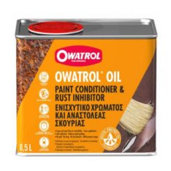 OWATROL RUSTOL OIL Ενισχυτικό Χρώματος