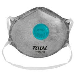 TOTAL TSP408 Μάσκα Προστασίας FFP2 Άνθρακα