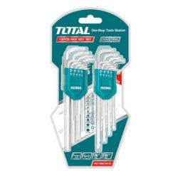 TOTAL THT106KT0181 Κλειδιά Αλλεν - Torx