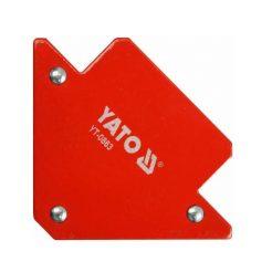 YATO YT-0863 Μαγνητική Γωνία Συγκόλλησης 120mm